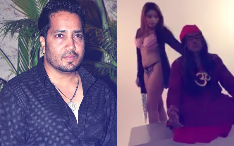 Mika Singh's Response To Swami Om's Video With Bikini Girl: Slap This Dog