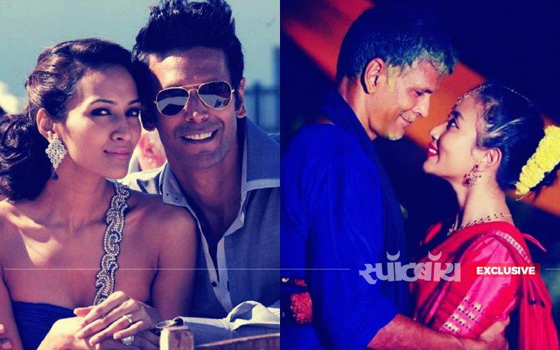 मिलिंद सोमन की एक्स गर्लफ्रेंड दीपानिता शर्मा पहुंची उनकी शादी में और अब कहना है कि...