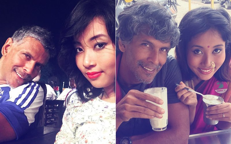 Milind Soman Finds Love Again, Is Dating A Girl Half His Age