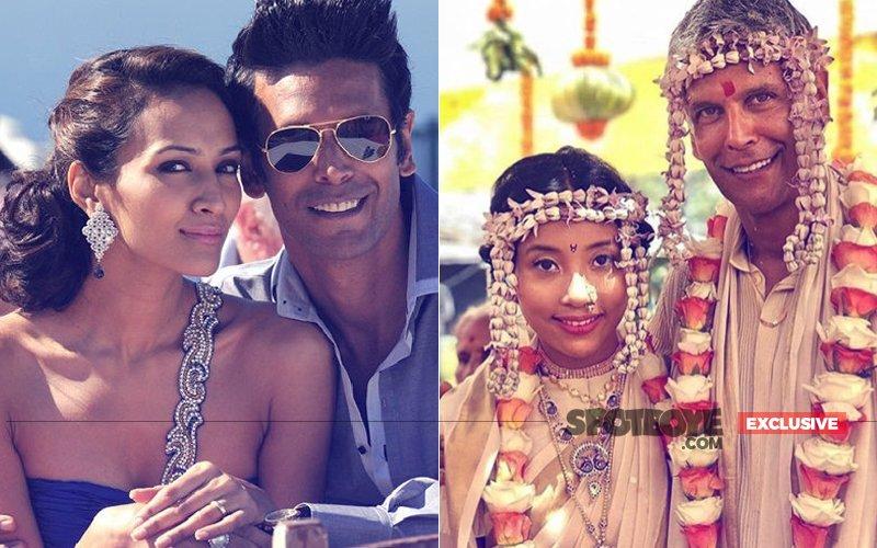 Milind Soman's Rumoured Ex-Girlfriend Dipannita Sharma Attends His Wedding & Says...