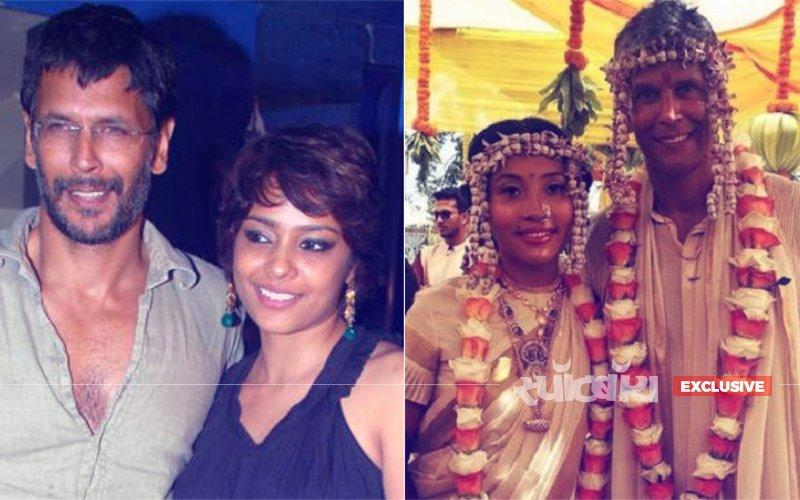मिलिंद सोमन की शादी पर उनकी एक्स-गर्लफ्रेंड शहाना गोस्वामी ने दिया ऐसा रिएक्शन