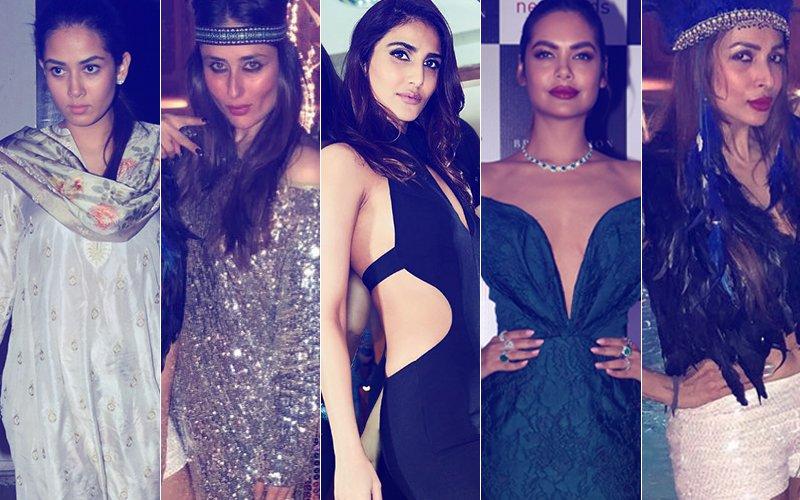 STUNNER OR BUMMER: Mira Rajput, Kareena Kapoor, Vaani Kapoor, Esha Gupta Or Malaika Arora?