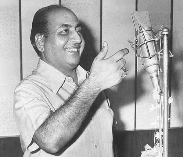 singer mohammed rafi