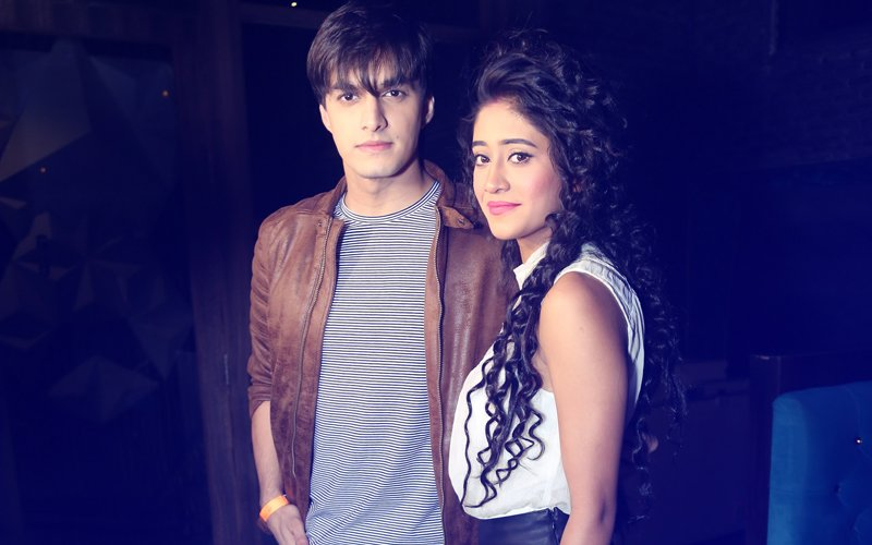 Hot pics yeh rishta kya kehlata hai s mohsin khan breaks for 1234 get on the dance floor star cast