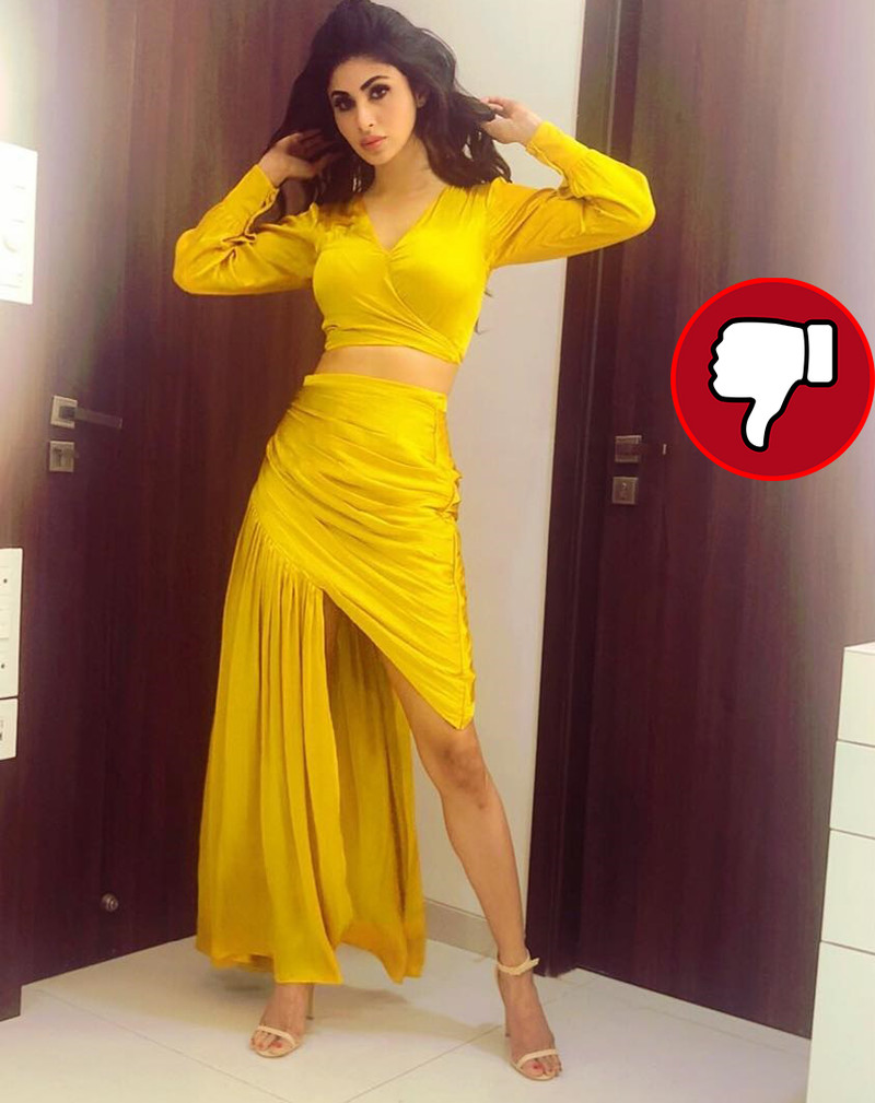 mouni roy fails to impress