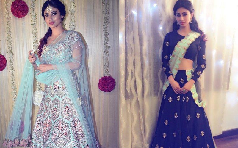 Mouni Roy Celebrates Diwali With Someone Special & No, It's Not Mohit Raina...