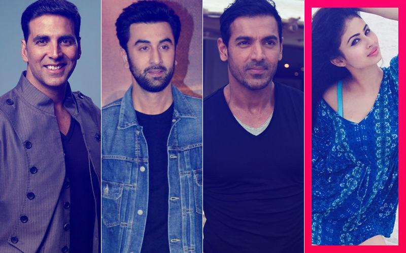 बॉलीवुड पर राज करने के लिए तैयार है टीवी की नागिन मौनी रॉय... अक्षय कुमार और रणबीर कपूर के बाद अब जॉन अब्राहम के साथ मिली फिल्म