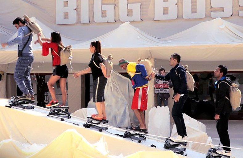 mount bb task in bigg boss 11