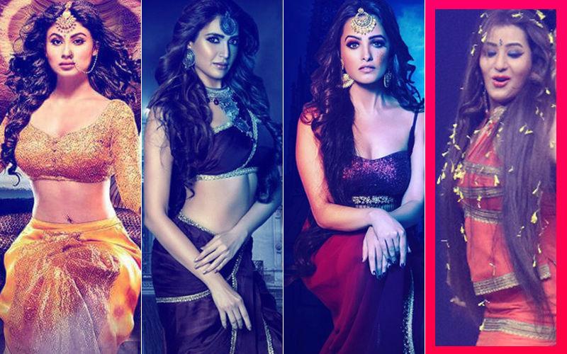 Watch Out Mouni, Karishma & Anita! Here Comes Shilpa Shinde As The New Naagin