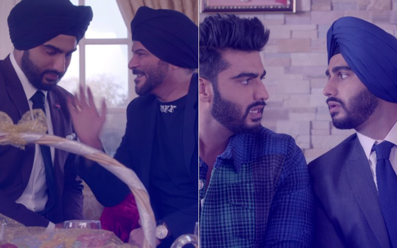 Mubarakan Trailer Out: Forget Arjun Kapoor, Anil Kapoor's Comic Timing Will Win You Over