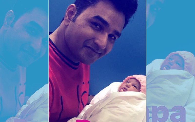 Stand-Up Comedian Mubeen Saudagar Blessed With A Baby Girl