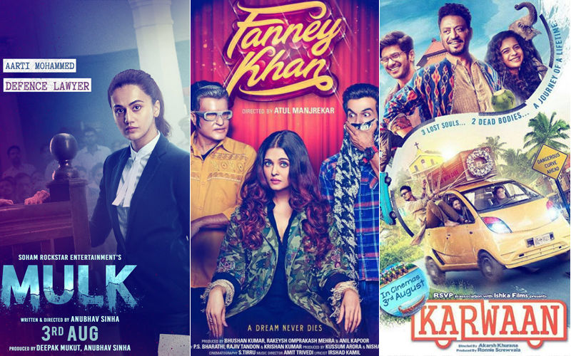 No Moolah For Good Content? Mulk, Fanney Khan, Karwaan Start Slowly At Box-Office