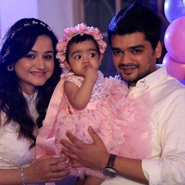 muskaan mihani husband and child