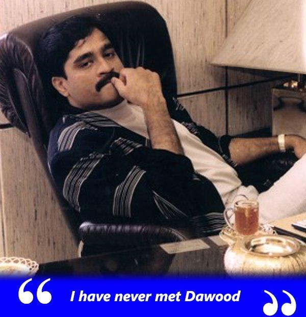 nadeem saifi never met dawood ibrahim