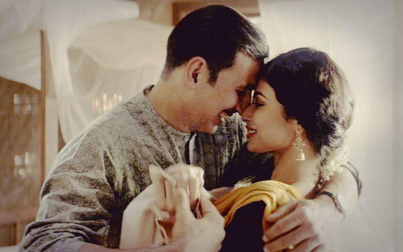 जो बात जुबान पर नहीं आती, वही आंखें  कह देती है, फ़िल्म गोल्ड का पहला गीत 'नैनो ने बांधी' हुआ रिलीज!