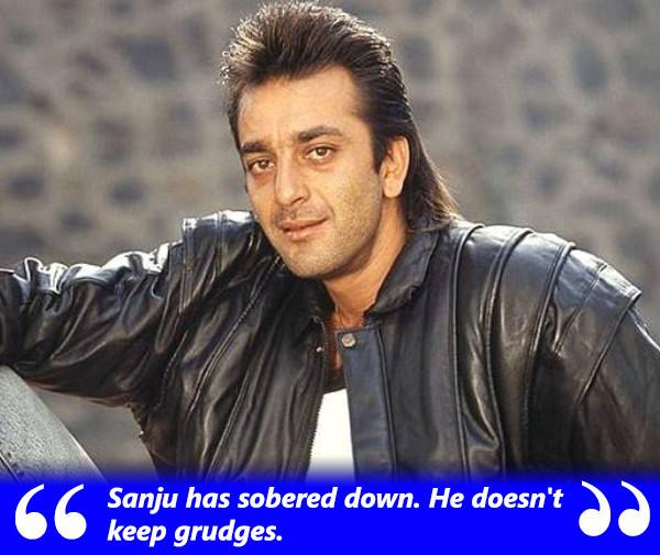 namrata dutt on sanjay dutt