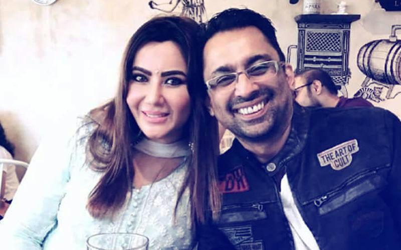 Kkusum Pair Nausheen Ali Sardar & Anuj Saxena Reunite. Isn't Their Chemistry Intact?