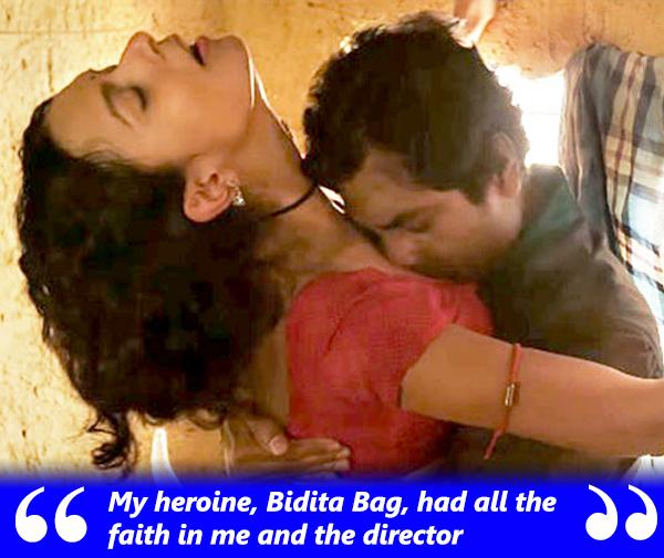nawazuddin siddiqui bidita bag love making scene from babumoshai bandookbaaz