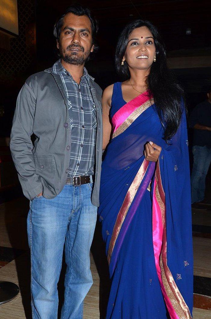 nawazuddin siddiqui with wife aaliyah