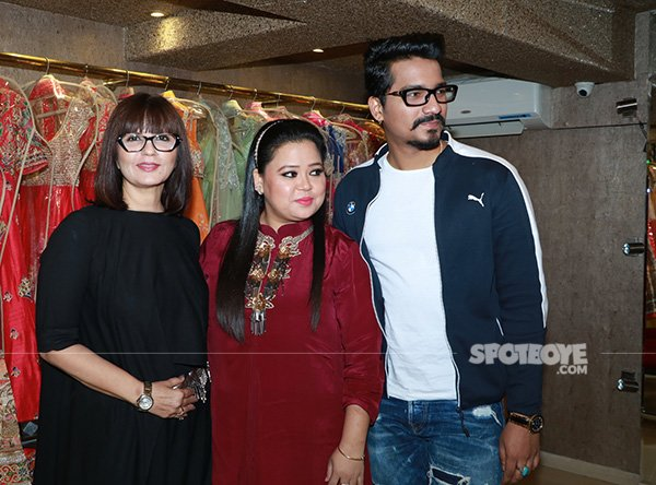 bharti singh harsh and neeta lulla
