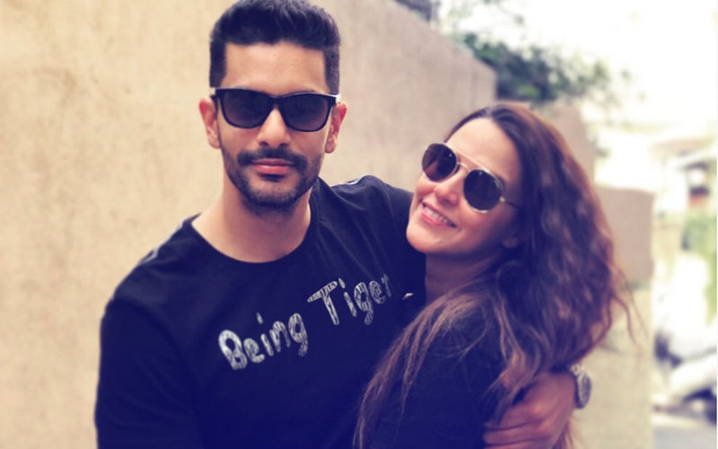 Angad Bedi Goes Ballistic On A Troll Who Passed An Outright Disgusting Comment On Neha Dhupia