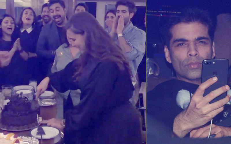 Neha Dhupia Birthday Bash: Karan Johar Hosts Party For Would-Be Mom