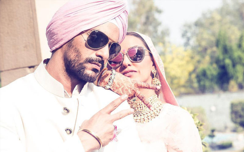 Set To Party: Neha Dhupia & Angad Bedi To Host A Grand Reception In July