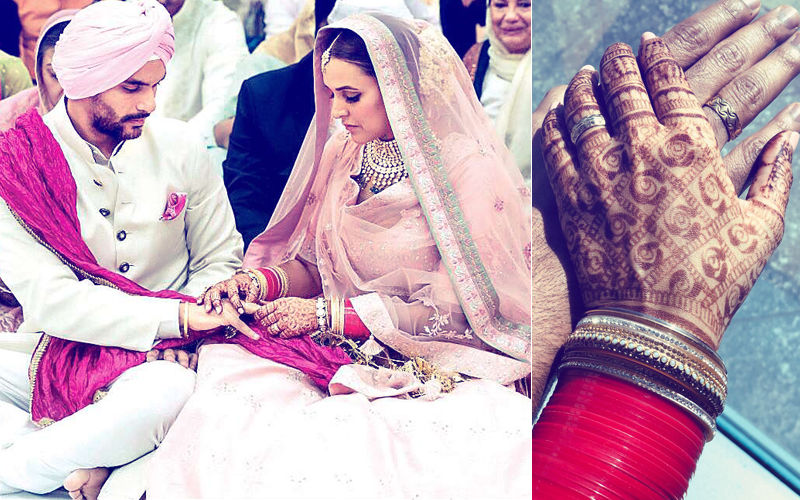Here's Some Interesting Dope On Neha Dhupia-Angad Bedi's Engagement Ring!