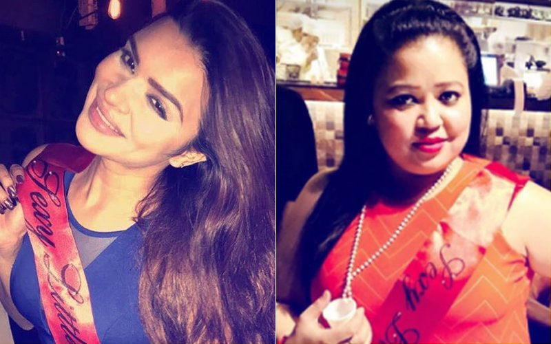 Aashka Goradia & Bharti Singh Get NAUGHTY At Their Bachelorette Party