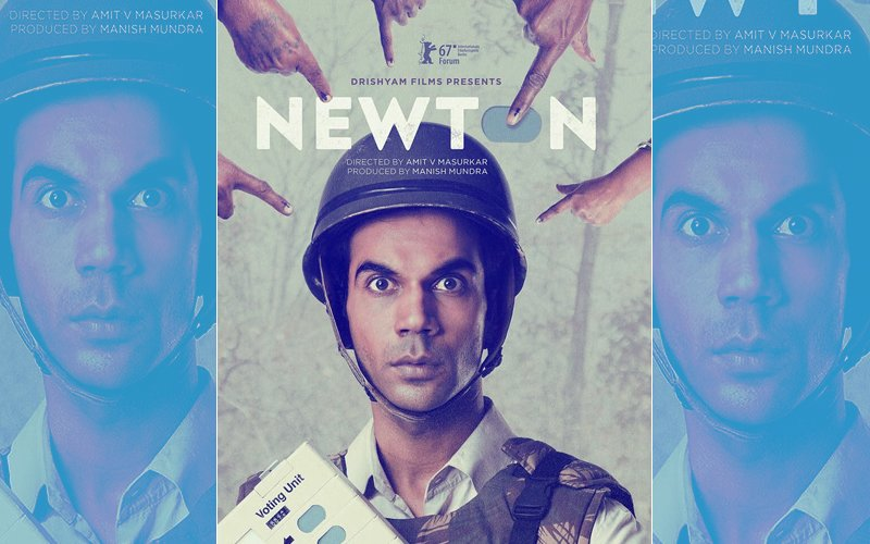 Rajkummar Rao's Newton Is India's Official Entry To The Oscars