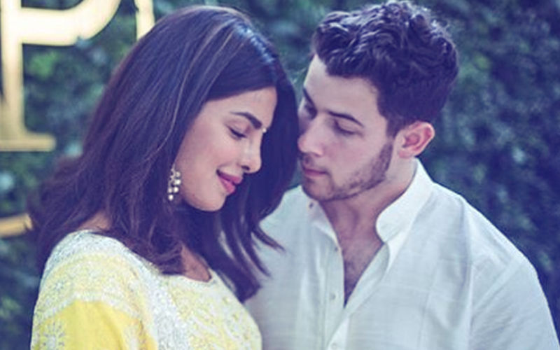 Priyanka Chopra-Nick Jonas Engagement Party: Singer Records Would-Be Wife As She Dances Her Heart Out! Watch Video