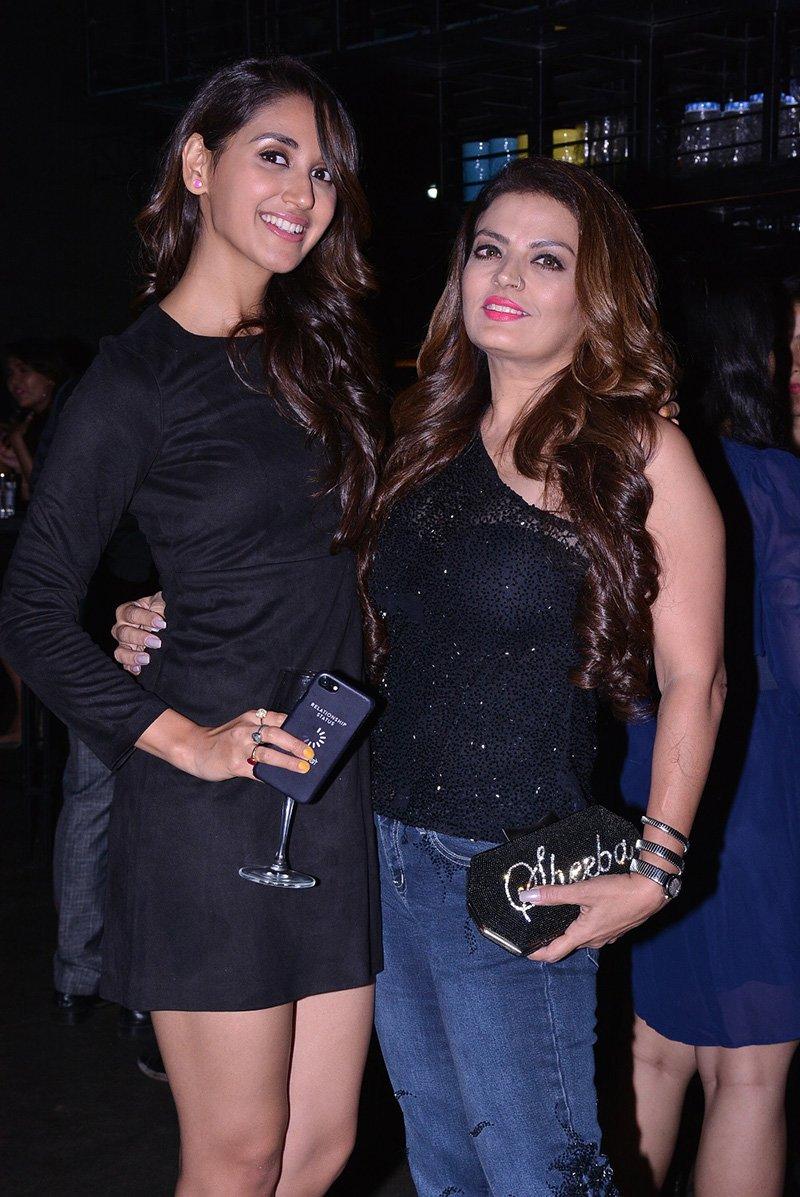 nikita dutta with her haasil co star sheeba