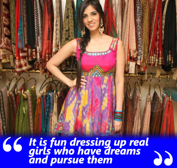nishka lulla exclusive interview it is fun dressing up real girls