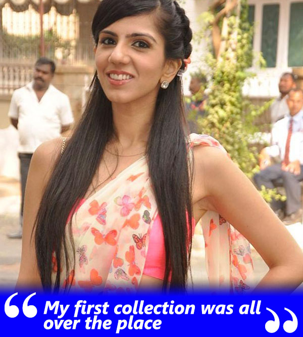 nishka lulla exclusive interview her first collections