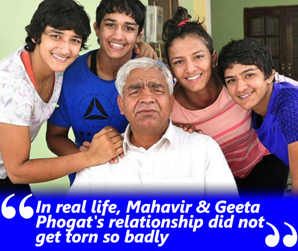 nitesh tiwari exclusive interview with vickey lalwanispotboye salaam talking about mahavir phogat and geeta relationship