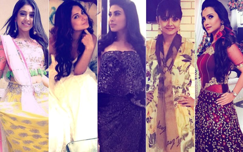 BEST DRESSED & WORST DRESSED OF THE WEEK: Niti Taylor, Jennifer Winget, Mouni Roy, Devoleena Bhattacharjee Or Adaa Khan?