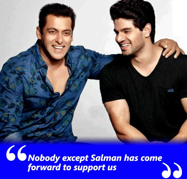 nobody except salman has come forward to support us