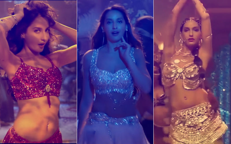 Dilbar Song: Here Comes Nora Fatehi With Her Steamy Hot Belly Moves
