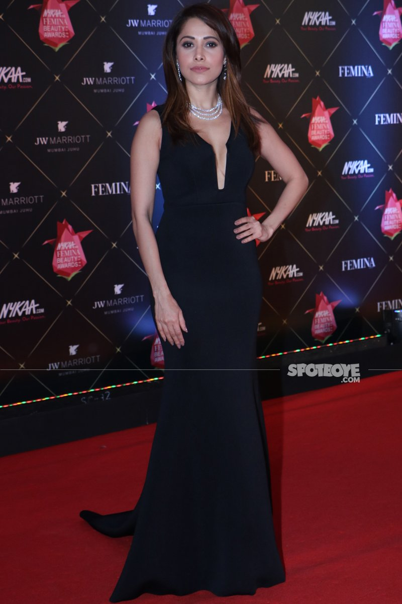 nushrat bharucha at femina awards
