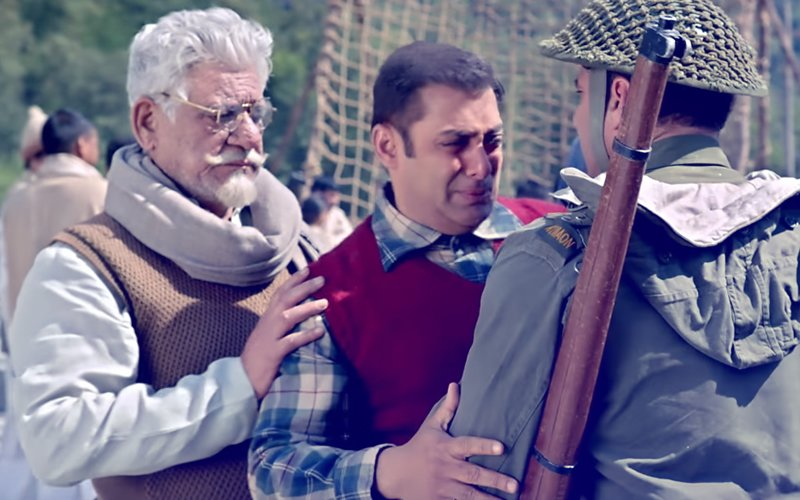 Tubelight Song: Salman Khan-Sohail Khan's Bond In Tinka Tinka Dil Mera Will Leave You Teary Eyed
