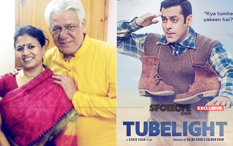 'I See Om Puri Everyday And Of Course I Will See Tubelight', Says Om's First Wife Seema Kapoor