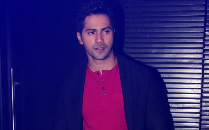 Ouch! Varun Dhawan Injured On-The-Sets Of Sui Dhaaga