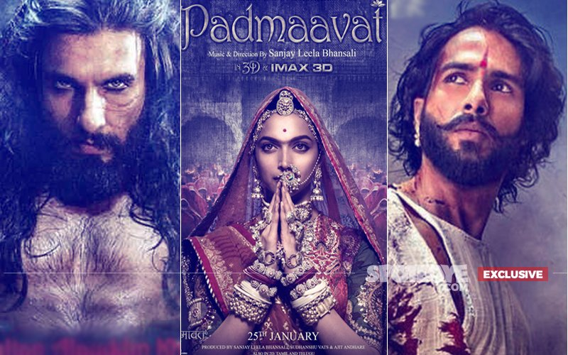 Movie Review, Padmaavat: Dare Not Miss This Incredibly Beautiful Deepika, Mad Ranveer & Zealous Shahid Product!