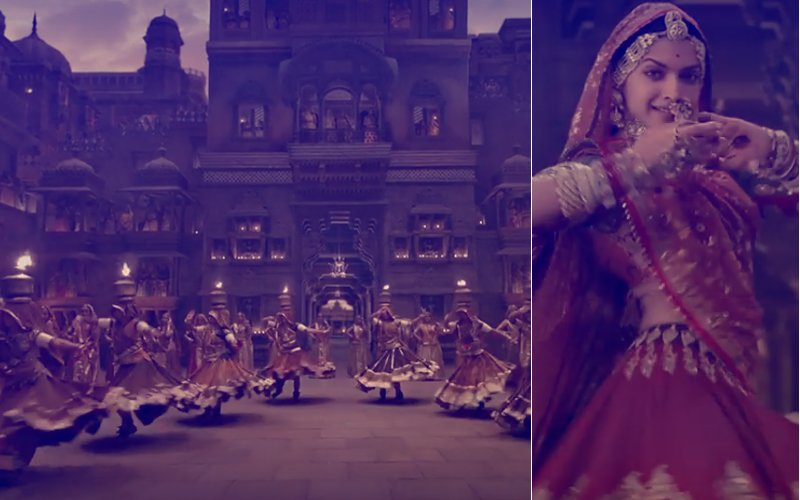 Padmavati, Ghoomar Song: Deepika Padukone Nails The Dance Technique Like A True Rajput Princess