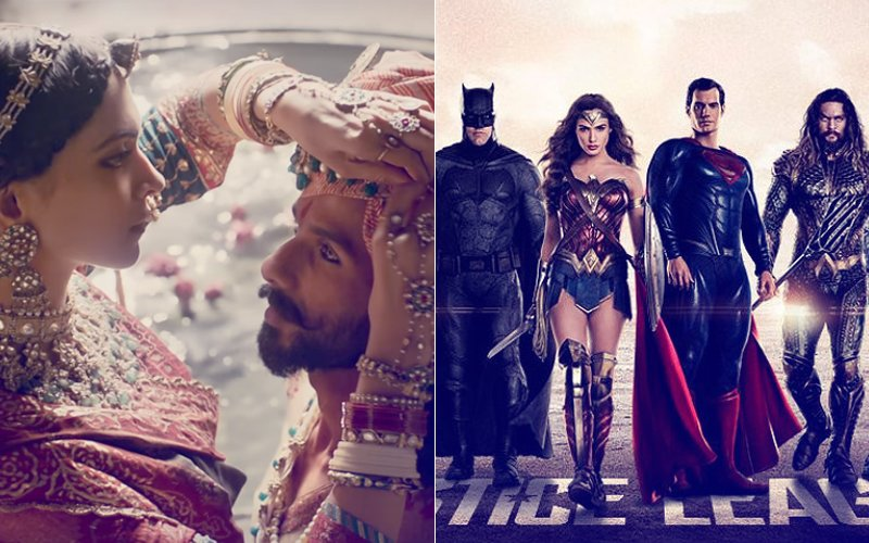 RECORD-BREAKING: Padmavati Trailer Becomes The MOST VIEWED In 24 Hours, BEATS Justice League