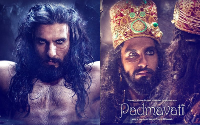Ranveer Singh's First Look From Padmavati Is Out BUT....