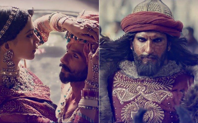 Padmavati Trailer: This Deepika Padukone, Ranveer Singh & Shahid Kapoor Film Will Be Worth The Wait