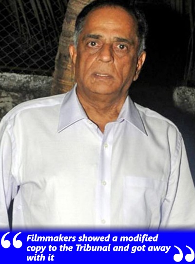 pahlaj nihalani on film makers