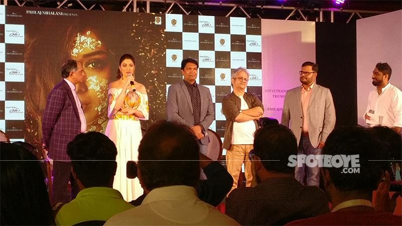 pahlaj nihalani raai lakshmi at julie 2 trailer launch