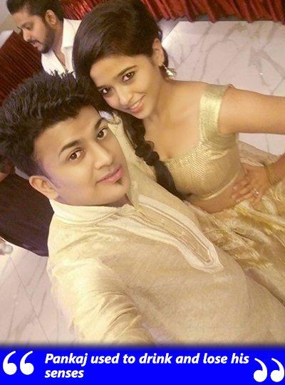 pankaj jadhav with arpita tiwari